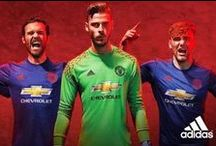 MUFC: 2016/17 kits / Check out the latest range of kits Manchester United will be wearing in 2016/17.