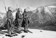 Swiss army WWII