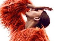 Orange is the new black / De moda à decoração, arquitetura e lugares, laranja é a cor mais quente.