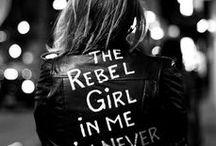 Rebelde ✽