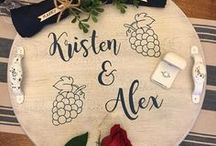 Valentine's Day / Valentine's Day | Decorating for Valentine's Day, Valentine's Day home decor, signs about love, engagement gifts, wedding gifts