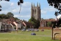 Long Melford, Suffolk, home of Lime Tree Gallery / We have been based at Lime Tree House in Hall Street Long Melford for the past six years.