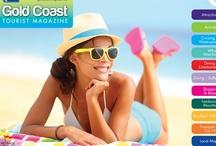 Publications / The Infomaps publications: Gold Coast Tourist Magazine and Gold Coast Tourist Guide.