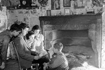 Reading Aloud: Families Sharing a Holiday Tradition / Stories to read together for cold winter nights