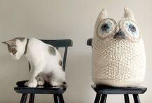 crafts / Knitting, patterns, chrochet, paper...