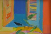 Carribean / Artists which have painted the Carribean