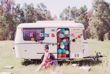 Dans ma caravane...