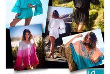 Prayah Resort Wear por LABRONZATO / A Prayah se destaca por ser uma linha sofisticada e exclusiva na Moda Praia, elaborada com estampas lisas e bordados luxuosos. São vestidos e saídas de praia inspirados na cores e formas da marcante cultura asiática.