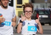 I Gliwicki Półmaraton / 19 października w Gliwicach odbył się I półmaraton. W zawodach wzięło udział ponad 1300 osób.