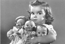 dolls and more dolls / dolls