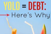 Paying Off Debt / Paying off debt is never fun, but there are many things to be learned from the experience. We share tips on how to pay off debt, what you can do to accelerate payments, and how you can manage your debt payments.