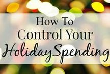 Holidays on a Budget / Most everyone enjoys celebrating holidays, but not necessarily the costs that are associated with them. Learn how to enjoy the holidays on a budget.