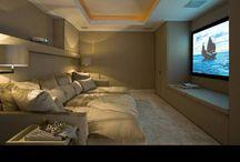 Movie Theatre Room