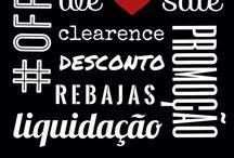 Liquidação | Fevereiro/2015 / #OFF: começa hoje a nossa super #promoção pré #carnaval! ✔️ Descontos de até 50% ✔️ Peças a partir de R$50,00!