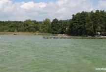 """Jezioro Lubikowskie / Na wakacje: piękne, czyste jezioro Lubikowskie. Polska Opis jeziora"""" http://czystejeziora.pl/pojezierze-lubuskie/168-jezioro-lubikowskie"""