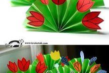 nápady pro děti - jaro