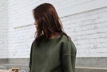 Colour // Khaki / How to wear this seasons hottest colour
