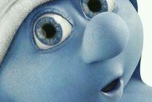 Blue Humor