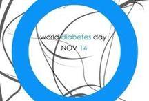 Blue Diabetes Awareness