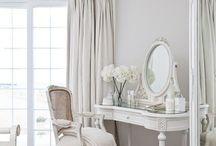 Décoration ( Style Shabby ) / White. Shabby