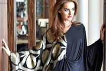 Kaftan/abaya/over-sized dresses / Style inspiration for Hari Raya Idul Fitri and special Muslim occasions