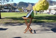 SOLAR COOKING eBRIGHT / Solar cooking in New Zealand