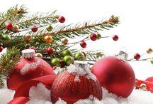 Un Noël traditionnel. / Petit Papa Noël quand tu descendras du ciel avec des jouets par milliers n'oublie pas mon petit soulier.....