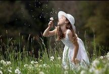 """Le printemps de """"Candice-Jane"""" / Printemps en vert et blanc"""