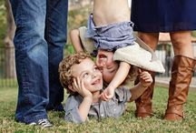Unique Family Photography / Ideas, photo angles, & camera shoots for family photography