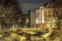 Zima w Gliwicach / Zima, zima