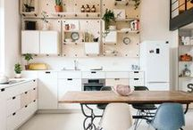 + KITCHENS KITCHENS + / All sorts of inspiring kitchens