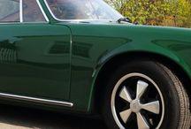 PORSCHE 911 1970 - Thunderbird 56 -  Indian 47 u 53 / Dream Cars and Bikes