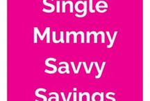 Single Mummy Savvy Saving & Reviews / Savings tips and tricks for mums who want to be savvy with their money. Tips for living on a single parent budget, product reviews, special offers, coupon codes and all things related to mummy finance.
