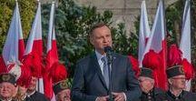 Prezydent RP odwiedził Gliwice / Prezydent Rzeczypospolitej Polskiej Andrzej Duda odwiedził 7 czerwca 2017 r. Gliwice. Spotkał się nie tylko z mieszkańcami. Na zaproszenie prezydenta Gliwic, Zygmunta Frankiewicza wziął też udział w krótkim spotkaniu z samorządowcami i parlamentarzystami.