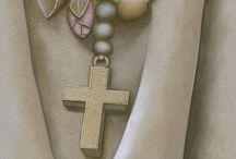 Religion- Faith / Catholic faith  / by Angela W