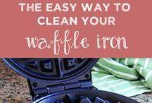 [ home ] keeping it clean / #MissionPinPossibleBzz  #BiteSizedBzz