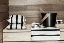 Bathrooms & sauna