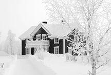 winter's city side