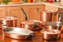 Falk Cookware Sets / Beautiful Cookware Sets from Falk Culinair.  Something for Everyone and Every Kitchen.