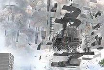 E.I / Exploded Isometric
