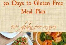 Gluten Free / Recipes and ideas to support going gluten free