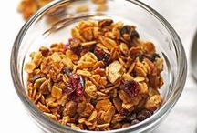 [ food ] granola & trail mix