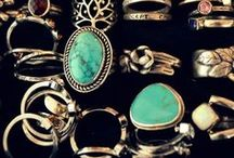 Jewelry / Bits and pieces I love