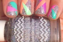 Nails / This is where all my favourite pink nails are.... Follow me and you will be able to post pictures on all my boards