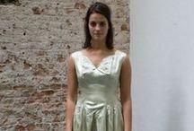 De Jaren Vroeger / Vintage jurken die gehuurd kunnen worden op http://dejarenvroeger.nl/index.html