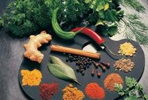 Healing Herbs, Spices & other natural remedies