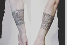 Tattoo / Geeky, hipster, comix, tatto