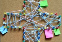 Creativity / Creative activities to inspire planning for Messy Churches sessions