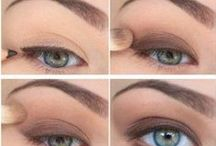 Make-up inspiration | Guides / You've got your lingerie, now how about some makeup tips and inspiration to make you feel sexy, and add glamour to the bedroom?