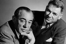 Rodgers and Hammerstein / LMTO play R+H's State Fair on November 6 at Cadogan Hall, London. This board is dedicated to everything Rodgers and Hammerstein